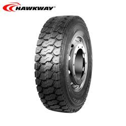 Usine de pneus d'exploitation minière OTR HK859 YB601 Hawkway Llantas Radial TBR de pneus de camion 11r22.5 315/80R22.5 22pr 12.00r20 11.00Neumaticos/pneumatique r20