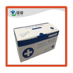 Kundenspezifischer Drucken-Gesichtsmaske-Verpackungs-verpackenfarben-Kasten