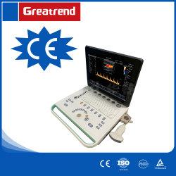 Портативные диагностические машины медицинское оборудование ультразвукового Ce оказалось