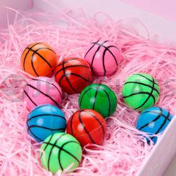 弾力がある球、ジャンプ・ボール、ゴム製球、クリスマスのギフト、販売のおもちゃ、バスケットボール、フットボール、ソフトボール、バレーボール、スポーツの球