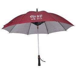 Reclame Straight Fan Umbrella aangepaste Umbrella