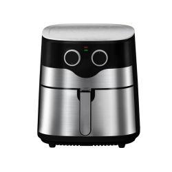 1700 vatios de aire caliente eléctrica Xxxl sartenes cocina anti-adherente