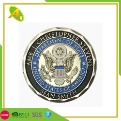 De in het groot Muntstukken van /Military/Challenge/Award/Police van het Email van het Metaal van de Vlag van /Nation van het Land Uitstekende (386)