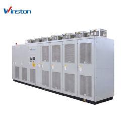 Fase 3 3kv 6KV 10kv 11kv 13,8kv de tensión media alta inversor de frecuencia variable