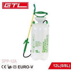 12L Kunststoff Garten Werkzeug Luftkompression manuelle Pumpe Handdruck Feldspritze/5L 8L 12L Gartenschulter-Drucksprüher, handbetätigt (SPP-12A)