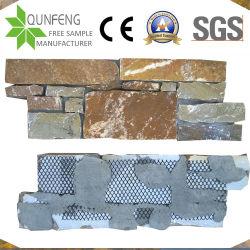 De natuurlijke Lei van het Cement van het Bekledingspaneel van de Muur van de Steen van de Cultuur van China