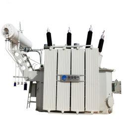 63 Mva 220/33のKvのサブステーションの構築のための3-Phase電源変圧器