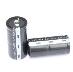 원통형 슈퍼 커패시터 방사형 유형 대용량 Tmcs01