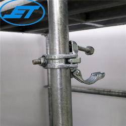 La norma JIS Pulsa Andamios Andamios de construcción / Doble giro el acoplador