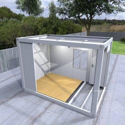 Cinese Asian piccolo piano di Casa di produzione, fornitore di fabbrica terremoti-prova casa prefabbricata