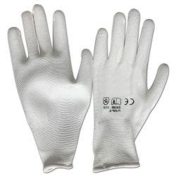 Professionele PU Palm Coated Safety Work Handschoenen met volledige vinger