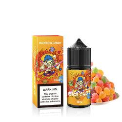نكهات الحلوى E سائل تصميم جديد مصنعي المعدات الأصلية / ODM 30 مل E السجائر