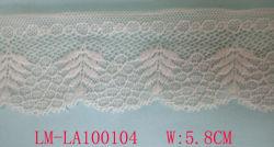 القماش اللف أبيض الألوان 4.0 سم 6.0سم رباط مطاطي 7.0سم أزياء للبيع الساخن Lace Polyester غريغ Lingerie Lace مرنة Lace ملحق تجميع عنكاء الإسباندكس