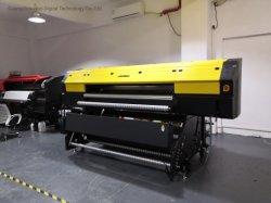 기계 잉크젯 프린터 19127L를 인쇄하는 디지털