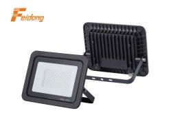 100% 전력 AC85-277V 10W 20W 30W 50W 70W 100W 150W 200W는 LED 플러드 빛 LED 투광램프 LED 투광 조명등 옥외 LED 점화 반사체 LED Lampara를 체중을 줄인다