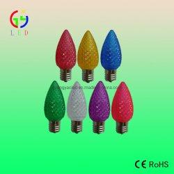 El LED C9 de Navidad Velas LED Iluminación decorativa C9 E17 Las luces de fiesta