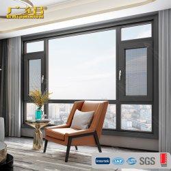 El aluminio Casement Windows Precio
