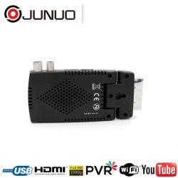 Decoder TV digitale Junuo HD FTA DVB-T2 ricevitore terrestre TV SINTONIZZATORE DVB T2 MPEG-2/4