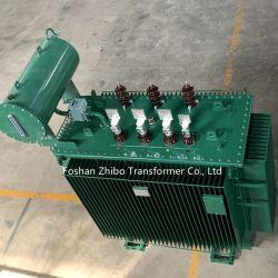 S11-35kv Serie 50~31500kVA driefasige olie type gesloten, afgedicht type voor gebruik buitenshuis Vermogenstransformator