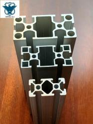 Profilo di alluminio della scanalatura della scanalatura V del blocco per grafici T del divisorio della cabina di mostra