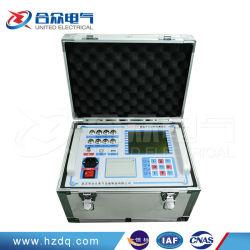 Interruptor de Alta Tensão características dinâmicas de teste de distribuição de alta tensão