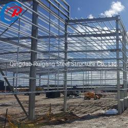 Pré-fabricado Custom Engineered Metal Structural Steel/Construction Prefab Warehouse/Workshop/ Prédio de armazenagem de fábrica/Blueberry Garden