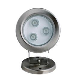 مصابيح الإضاءة الموضعية RGB Pond 36 LED المغمورة لحوض السباحة تحت الماء نافورة IP68