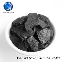 Скорлупы кокосовых орехов с активированным углем для бумаги химических веществ и использования различных Adsorbent SSD химический раствор жидкости
