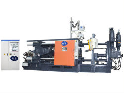 Câmara Fria Máquina de fundição de moldes inteligente para a fundição de alumínio 800t