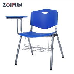 Estudante flexível ergonômico padrão cadeiras de mobiliário de sala de aula Escrita fácil