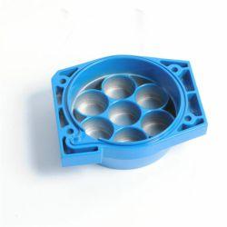 aço carbono / Aço Inoxidável/Plástico/alumínio/cobre/Cobre Usinagem CNC peças com uma elevada precisão