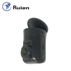 1080P HD Novatekチップ夜間視界のWiFiデュアル・チャネルGPSの小型カメラのスマートな情報処理機能をもったダッシュカム背面図のカメラは車DVRを監察する