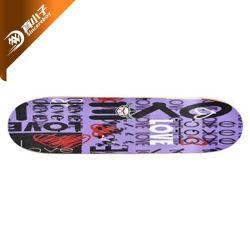 Skateboard Skateboard 2020 Hot de colorida de monopatín eléctrico con camiones y 2 ruedas con el precio barato y ligero