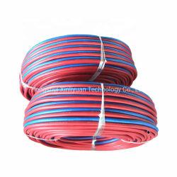 1 2 インチプロパンホース産業用ゴム単一線溶接 ホース