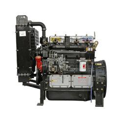 Série 4100 de l'eau de refroidissement moteur 4 cylindres générateur /Electric Power Generation/des moteurs diesel