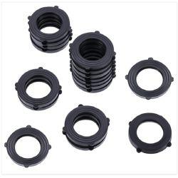 حشيات أنبوب المياه ذات الشكل القابل للتخصيص تركيبات أنبوب المياه السوداء