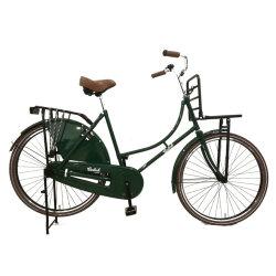 Bici urbana dell'annata dell'Olanda di modo del classico 7 della bici poco costosa di velocità 700c 24/26 di pollice Bafang ultra sulla bici della città nuova per le signore/donne/adulto