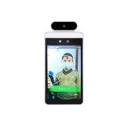 8 인치 Ai 얼굴 인식 온도계 시스템 장치 전자 접근 제한 적외선 온도 측정 Camera1 구매자