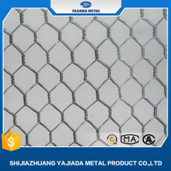 25mm X 20gaugex 900mm x 25m de la Malla de Alambre Tejido Hexagonal malla