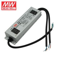 MeanWell 150W 24V DALI che oscura il driver ELG-150-24DA dell'indicatore luminoso di via di IP67 LED LED