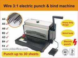 A3 حجم ماكينة ربط الأسلاك الكهربائية بخرم P3: 1 (ET8707)