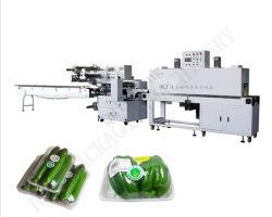 فيلم آليّة [أوبّر-فيدينغ] طعام حرارة تقلّص تعليب معدّ آليّ