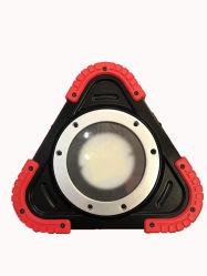 30W 3000lm phare de travail rechargeable de projecteur de feu de secours de Spotlight