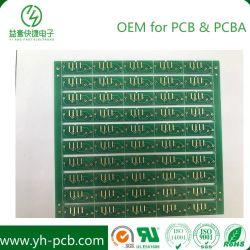 L'huile vert avec carte de circuit imprimé sans plomb