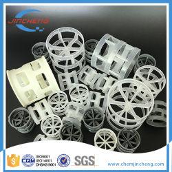 Пелена CPVC кольца пластиковой упаковки рулевой колонки в случайном порядке для нефтеперерабатывающего завода в корпусе Tower