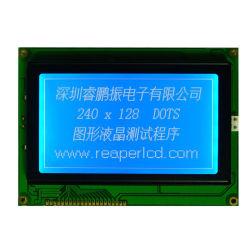 Écran LCD graphique 240x128 affichage de matrice de points T6963c module LCD