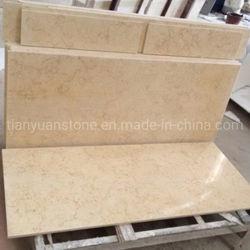 Естественного солнечного бежевый/желтого цвета камня мрамор для пол керамическая плитка/Асфальтирование/место на кухонном столе/Walltiles/рабочей поверхности