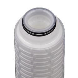 Gefalteter industrieller Filtereinsatz des Filtereinsatz-PTFE Membrane