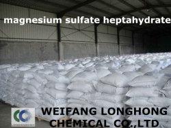 Venta caliente de suministro de fábrica de piensos de alta pureza de grado industrial Grado de fertilizante de sulfato de magnesio