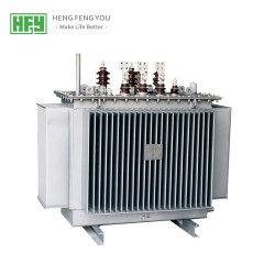 S11 Oil-Immersed 변압기 전력 변압기 10kv 옥외 삼상 Oil-Immersed 변압기의 주문을 받아서 만들어진 생산